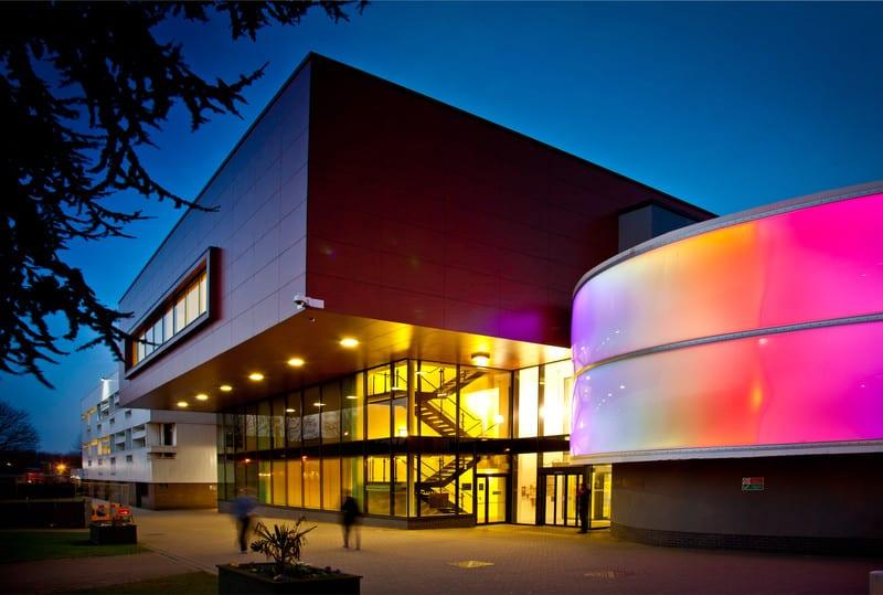 Salford Business School Campus