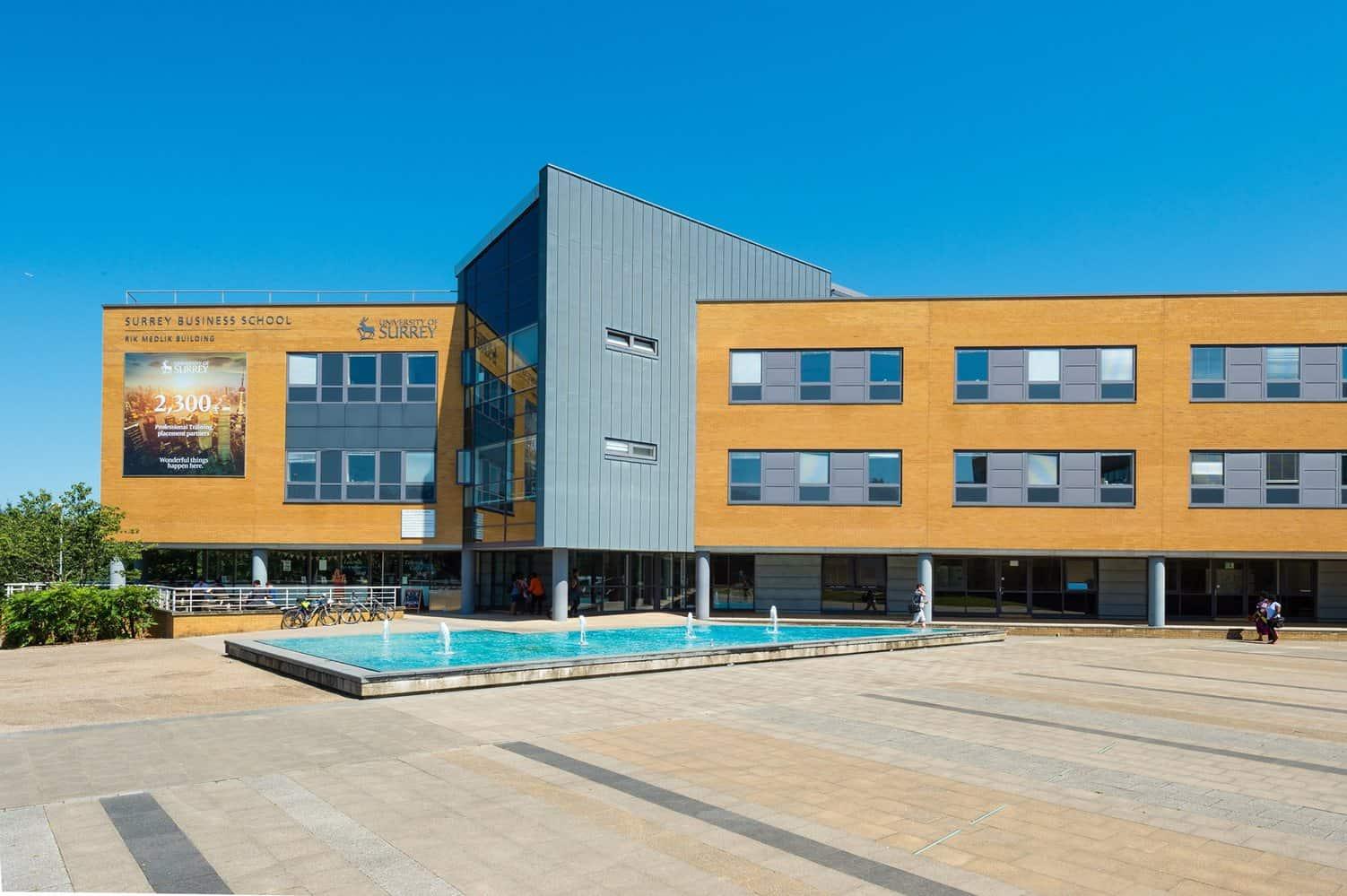 Surrey Business School Campus