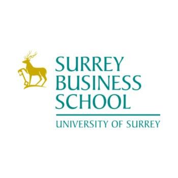 Surrey Business School logo