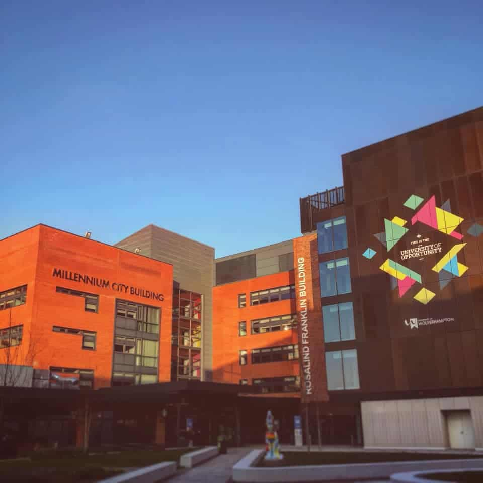 University of Wolverhampton Business School Campus