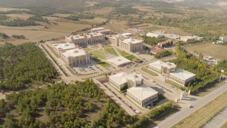 Bilecik University - BSEU Campus