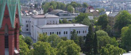 University of Bergen Campus
