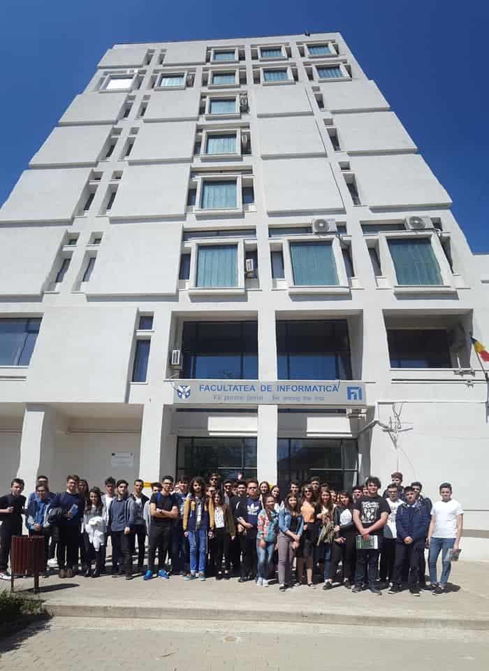 Faculty of Computer Science - Alexandru Ioan Cuza University of Iasi Campus