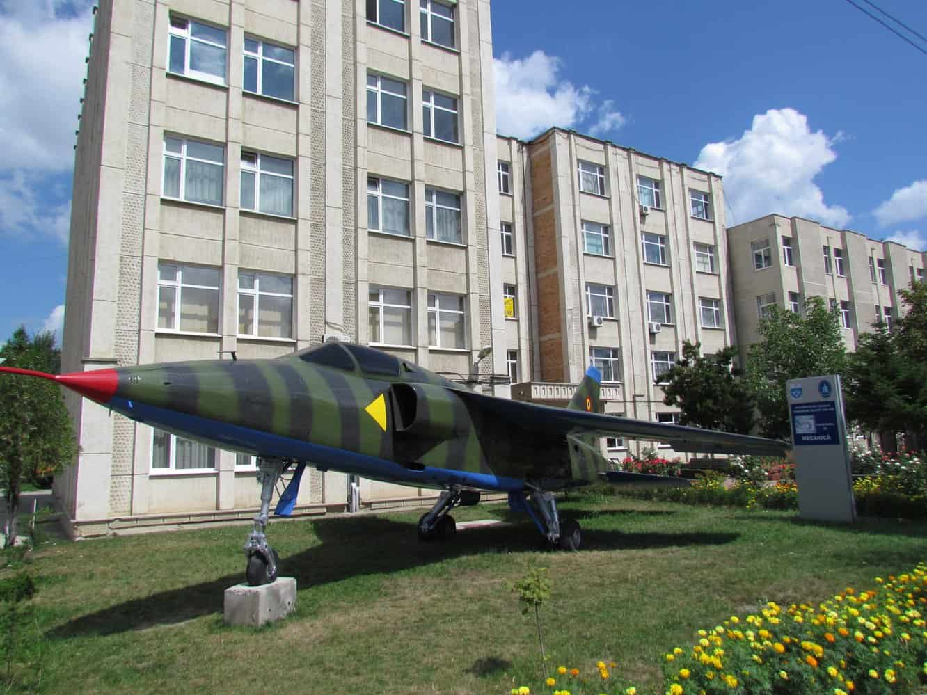 Faculty of Mechanical Engineering - The Gheorghe Asachi Technical University of Iasi Campus