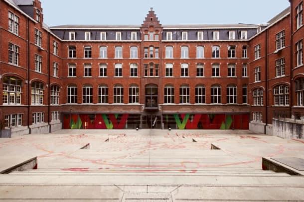 Vlerick business school campus