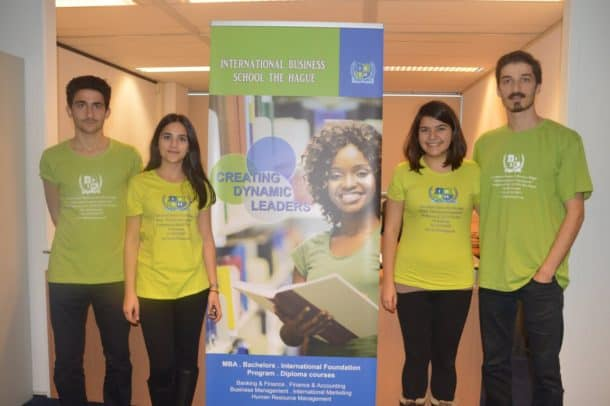 Study in The Netherlands: International Business School The