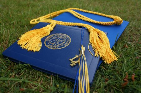 MA degree