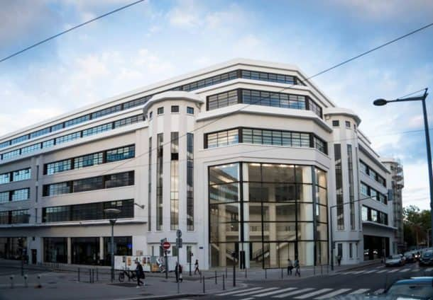 INSEEC Business School Building