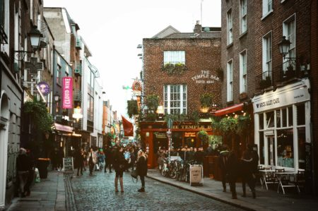 pros and cons of studying in dublin
