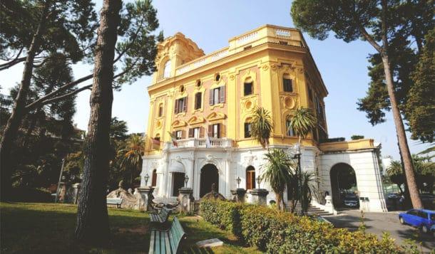 LUISS Rome business school exterior