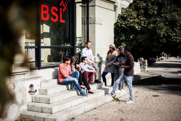 Business School Lausanne - campus