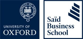 Saïd Business School - SBS logo