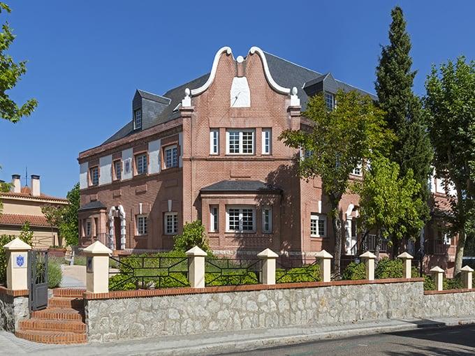 Saint Louis Madrid - campus