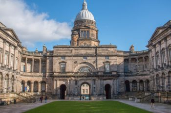 university of edinburgh exterior