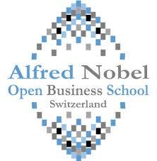 Alfred Nobel Open Business School logo