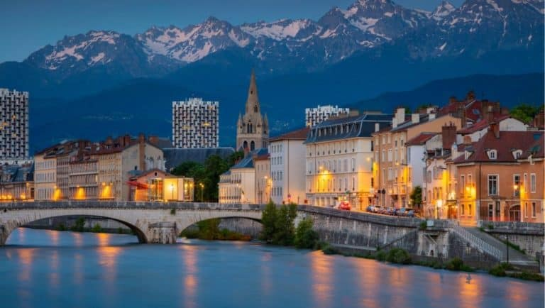 study in Grenoble