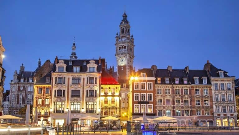 study in Lille