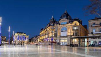 study in Montpellier