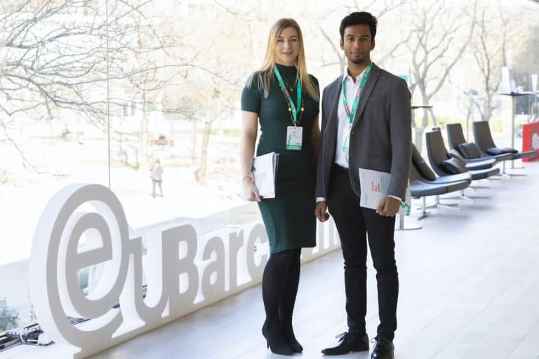 EU Business School - students1