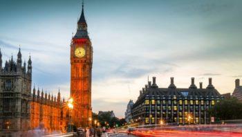 MBA studies London
