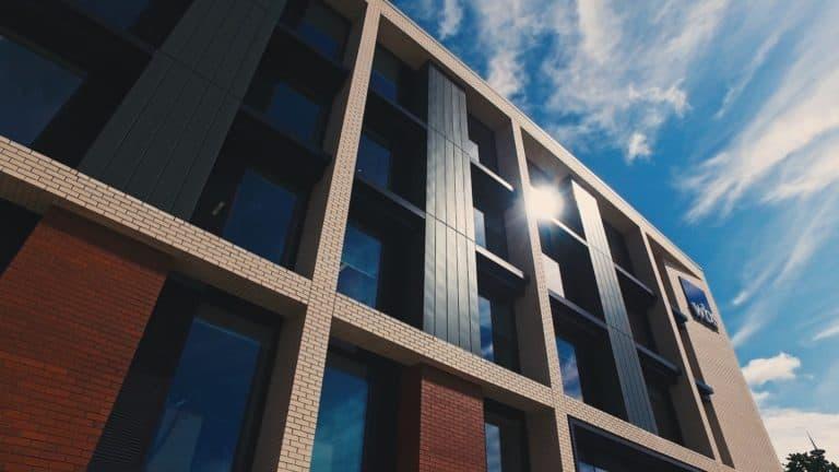 Warwick Business School campus