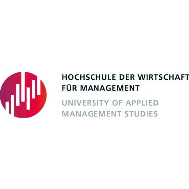 UNIVERSITY OF APPLIED MANAGEMENT STUDIES - logo
