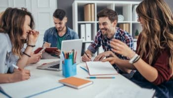Undergraduate Business students