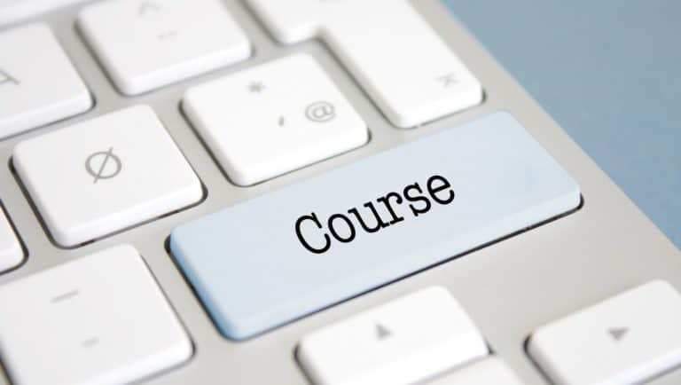 What are non-degree courses?