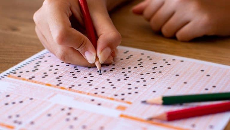 TOEFL exam
