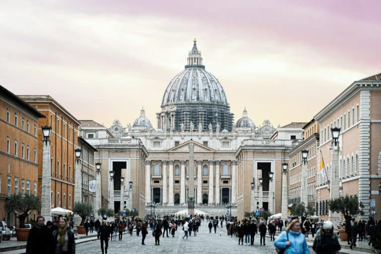 Study Abroad in Rome