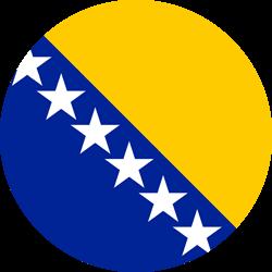 Bosnia and Herzegovina's flag
