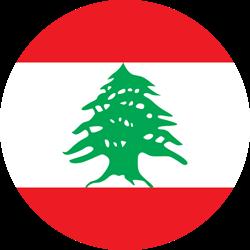 Lebanon's flag