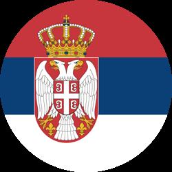 Serbia's flag
